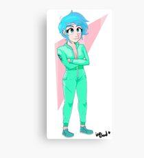 DB Super- Jumpsuit Bulma Canvas Print