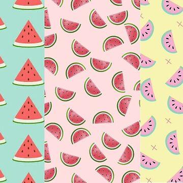 Watermelon by MyriahAbela555