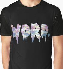 Wort. Grafik T-Shirt