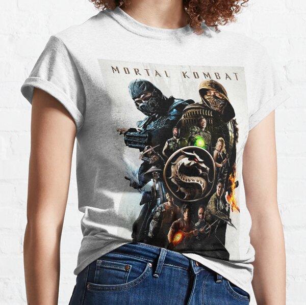 Mortal Combat Classic T-Shirt