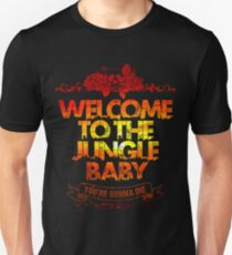 Welcome to the jungle T-Shirt