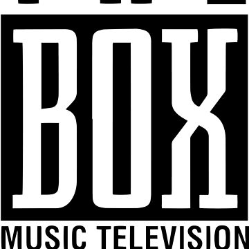 The Box Music Television You Control by dsm16