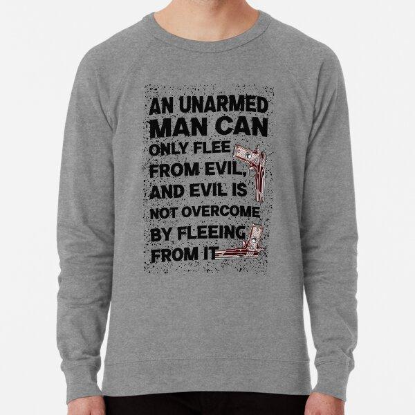 Si les canons de tuer des gens Sweatshirt 2nd amendement pistolet droits drôle 2 A Sweater