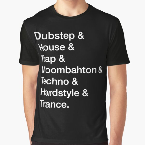 Genres Graphic T-Shirt
