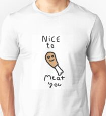 Nice To Meat You Unisex T-Shirt