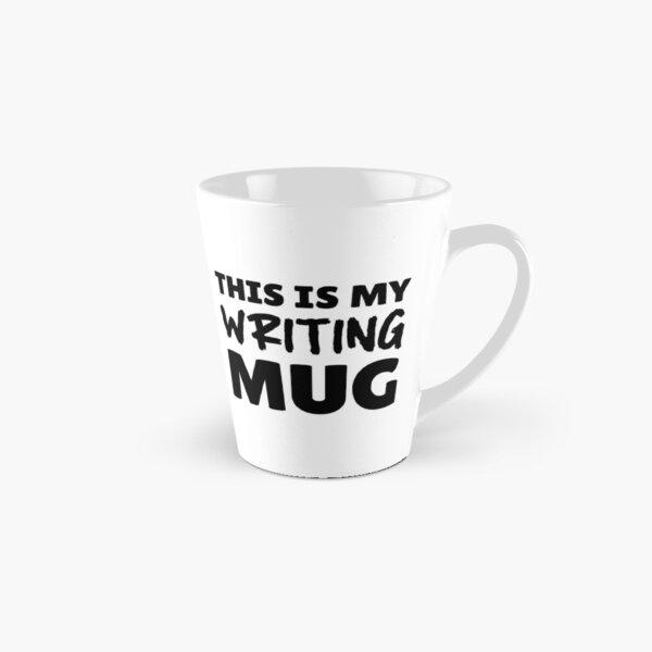 This is my Writing Mug Tall Mug