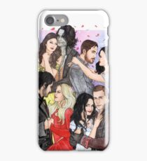 OUAT Couples iPhone Case/Skin