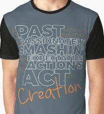 Creation! Graphic T-Shirt