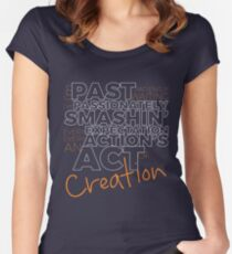 Creation! Women's Fitted Scoop T-Shirt