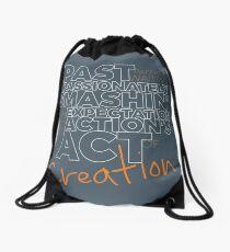 Creation! Drawstring Bag
