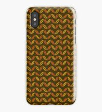 Colors of Autumn Pattern iPhone Case/Skin