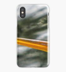 """""""The pointy end bites"""" iPhone Case/Skin"""