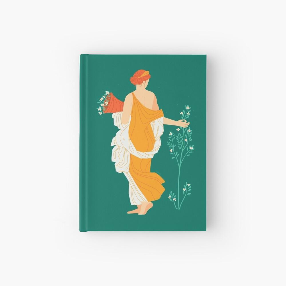 Flora Fresco  Hardcover Journal