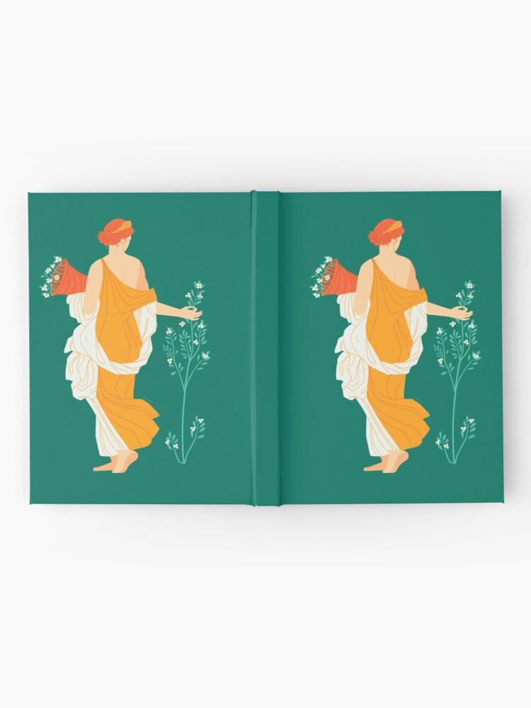 Alternate view of Flora Fresco  Hardcover Journal