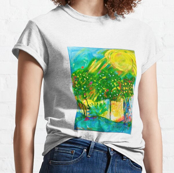 Summer in the Park Classic T-Shirt