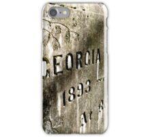 Georgia iPhone Case/Skin