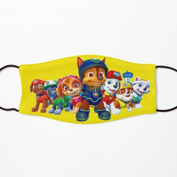 Paw Patrol characters team Kids Mask