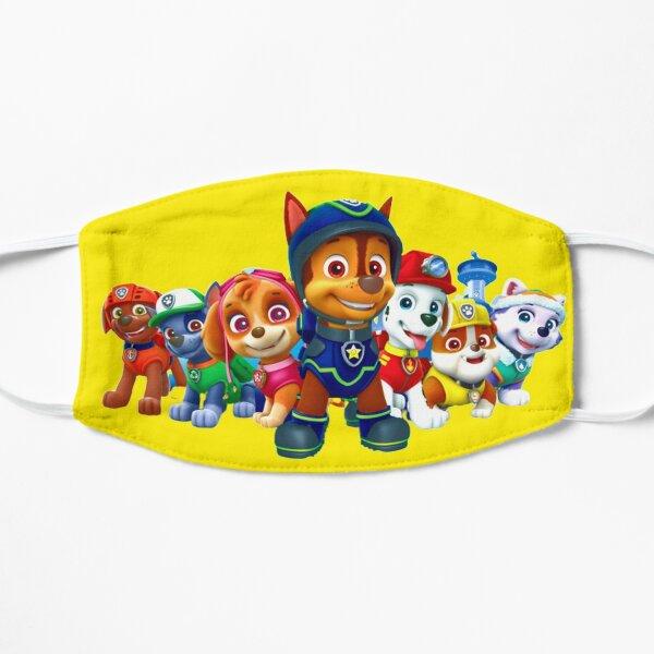Paw Patrol characters team Flat Mask