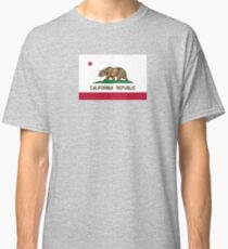 Flag of California  Classic T-Shirt