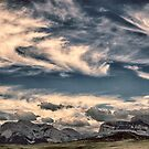 Rocky Mountain Front by Donna Ridgway