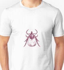 Deer Tick Slim Fit T-Shirt