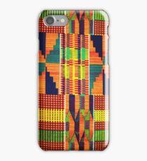 Kente African Print  iPhone Case/Skin