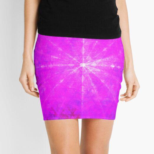 Mews 2017 Enlightening Blast || Future Life Fashion || Fractal Art Mini Skirt