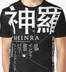 shinra electric power company Graphic T-Shirt