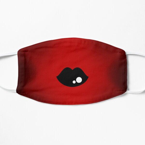 Red Devil Flat Mask
