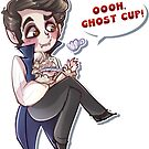 Ooo, Ghost Cup! by Allison Lythgoe