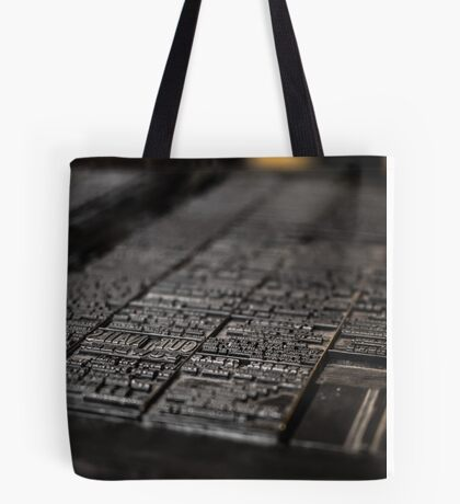 Print Shop, Upper Canada Village Tote Bag