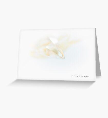 Divine Glow © Vicki Ferrari Greeting Card