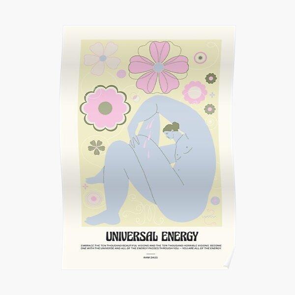 (read desc) universal energy <333 Poster