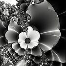 I send you wild fractal flowers... by LjMaxx