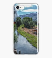 Going Around the Bend -  iPhone Case/Skin