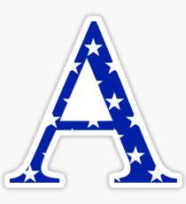 Sterne Alpha Sticker