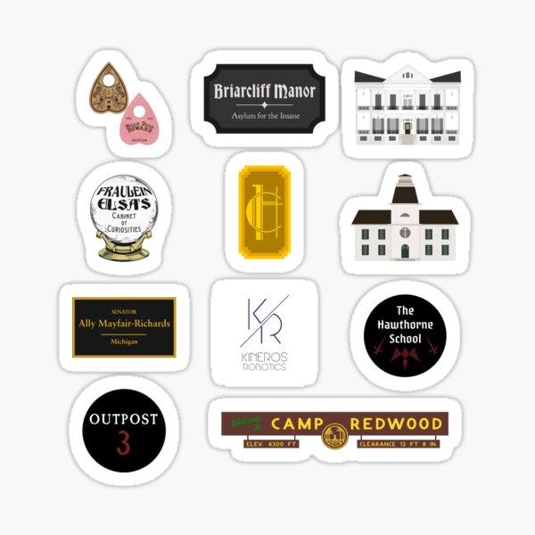 AHS Sticker Pack Sticker