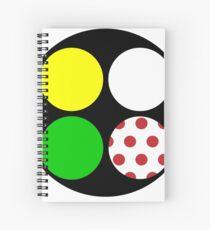 Tour de France Spiral Notebook