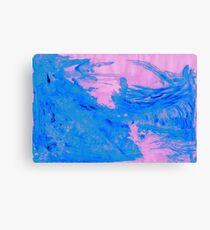 Remote Wave Canvas Print