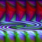 Creation Of A Vortex (Abstract) by CarolM