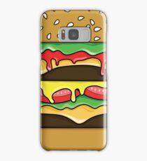 Burger life Samsung Galaxy Case/Skin