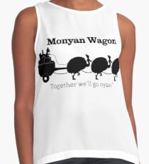 Monyan Wagon Contrast Tank