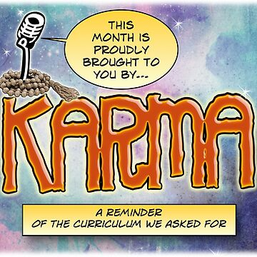 Karma - A Reminder by Paulreynolds