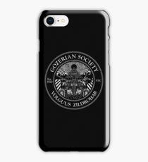 Gozerian Society iPhone Case/Skin