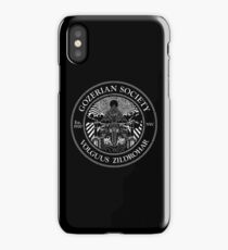 Gozerian Society iPhone Case