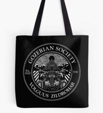 Gozerian Society Tote Bag
