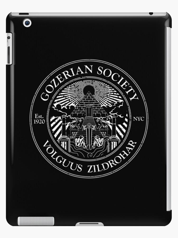 Gozerian Society by Ryan Sawyer
