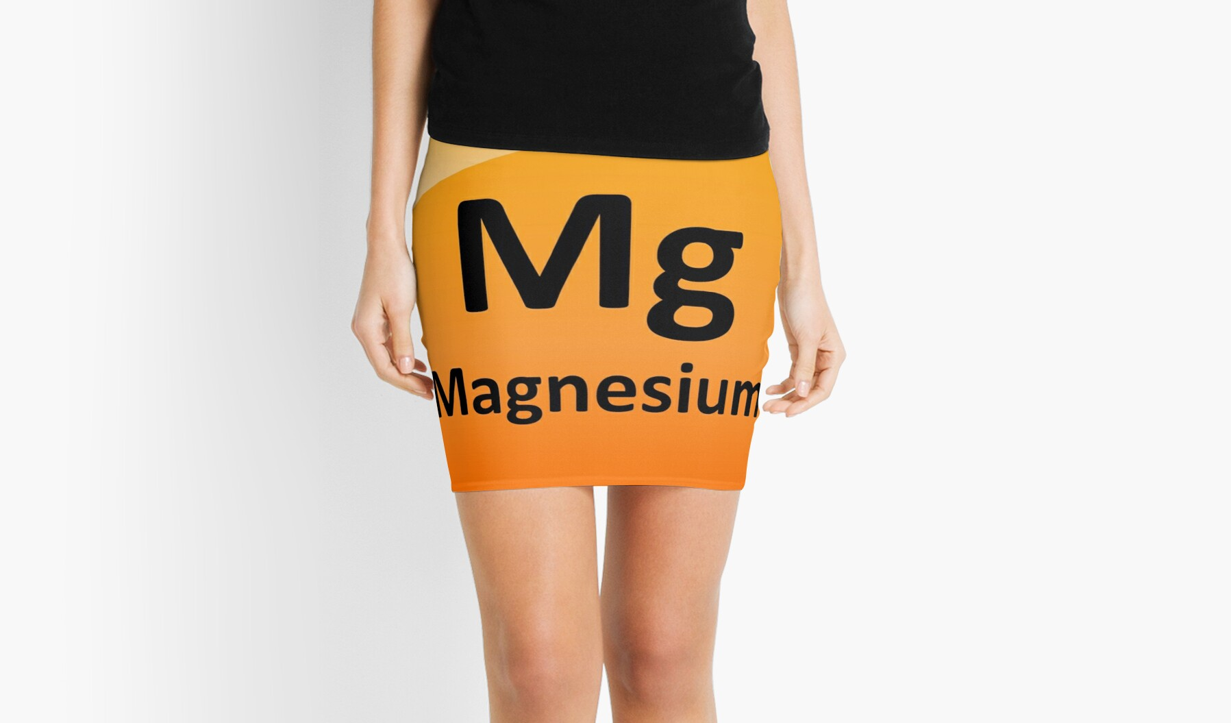 Magnesium element tile periodic table mini skirts by magnesium element tile periodic table by sciencenotes gamestrikefo Gallery
