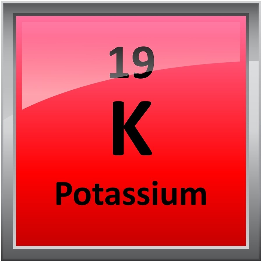 potassium k periodic table element symbol - Periodic Table Diamond Symbol