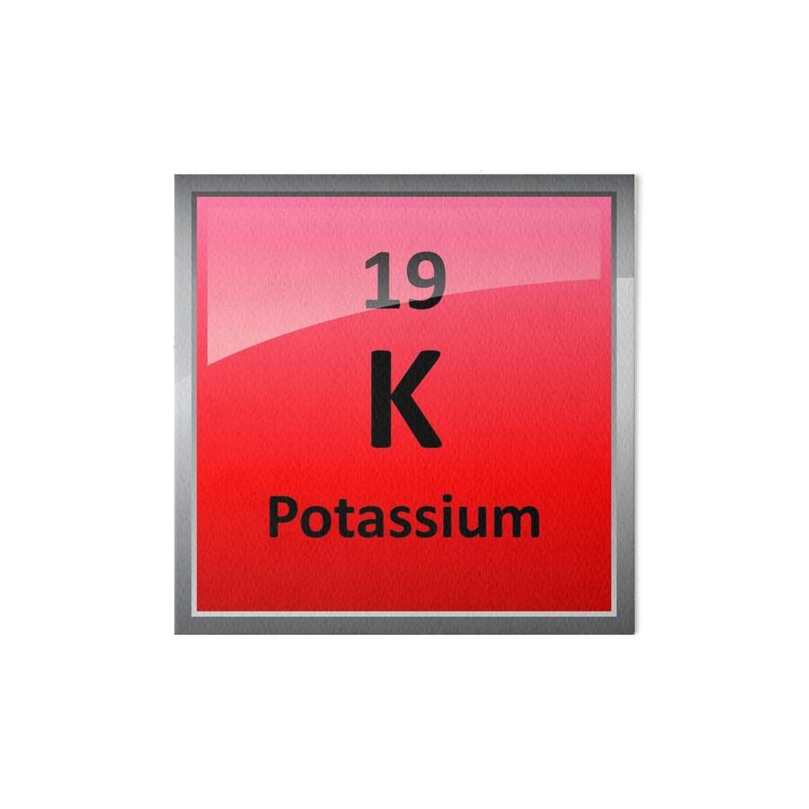 Potassium k periodic table element symbol art boards by potassium k periodic table element symbol by sciencenotes gamestrikefo Choice Image